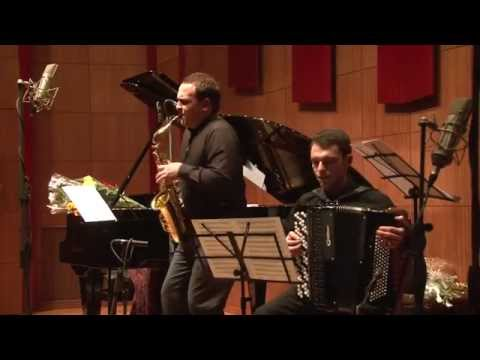 Libertango by Astor Piazzolla - Alexander Strelyaev (saxophone)