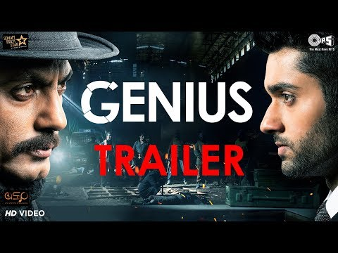Genius Official Trailer - Utkarsh Sharma, Ishita, Nawazuddin - Anil Sharma