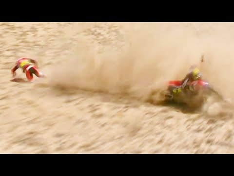 C stands for crash. | ABC of Rally Raid Part 2