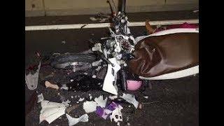 Tai nạn giao thông ở Đồng Tháp: 2 nữ sinh đai học đi xe máy ngược chiều tông trúng xe tải tử vong