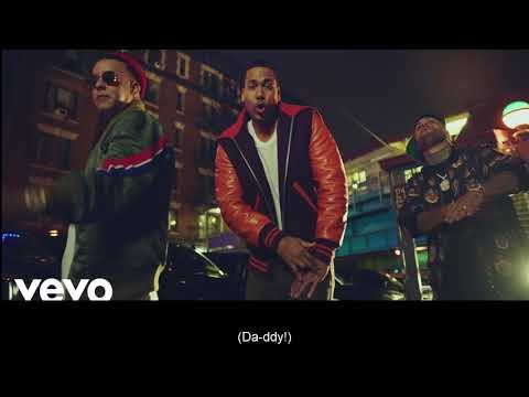 Romeo Santos , Daddy Yankee, Nicky Jam - Bella y sensual (lyrics + English translation)