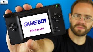I Turned A Broken Nintendo DS Lite Into A Gameboy Advance