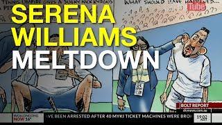 Serena Williams meltdown - The Bolt Report - Sept 11, 2018