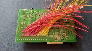 Circuit Bending - Yamaha R100 Reverb Processor - MrCalidorniaD