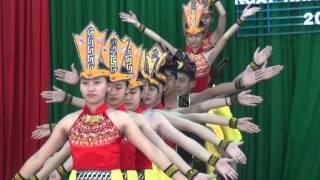 Văn nghệ chào mừng ngày Nhà giáo Việt Nam 20/11/2014