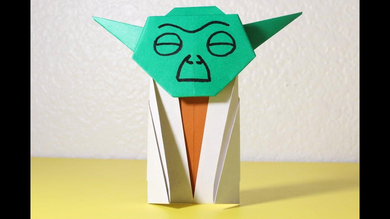 PORG   Origami Yoda   720x1280