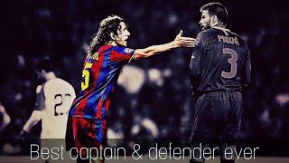 Carles Puyol - Respect moments & defending skills
