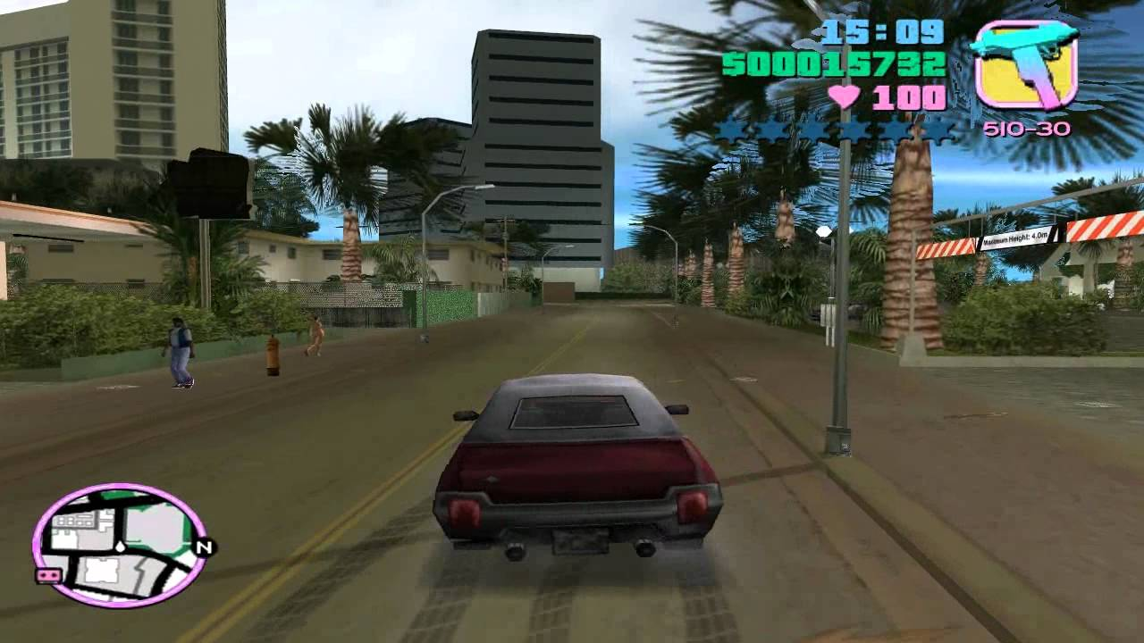 Vice City Cars List - #traffic-club
