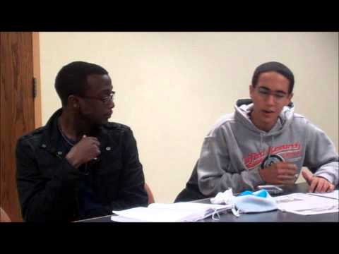 Students Discuss Barack Obama\'s Re-Election & Social Activism