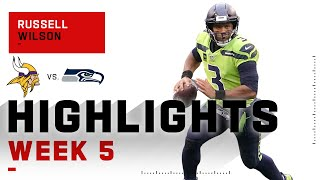 Russell Wilson Is a CHEAT CODE | NFL 2020 Highlights