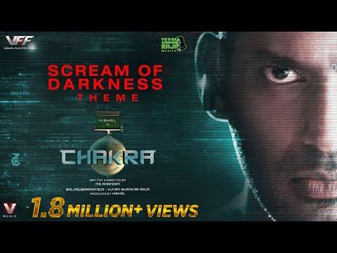 Listen to the 'Scream of Darkness' theme from Chakra ft. Vishal, Shraddha Srinath