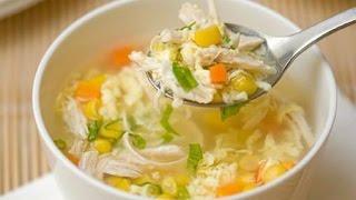 Cách nấu súp gà đơn giản mà ngon ai cũng làm được