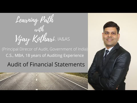 Audit of financial statements | Balance sheet audit | Audited financials Tutorials