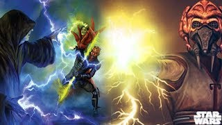 Star Wars Reveals The TRUE DANGER of Using Force Lightning - Star Wars Explained