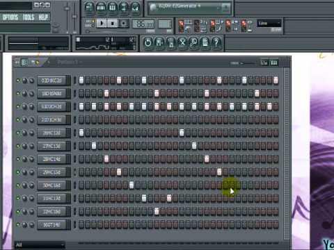 Tutorial Hip Hop + Libreria Fl studio -Romo One - ROMO ONETV -  2011