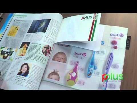 PPLUS innovative ideas - Voice ads in Magazine