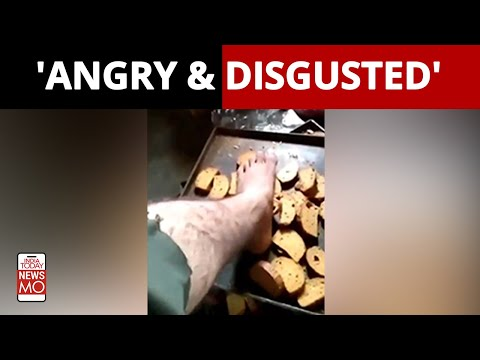 Actress Raveena Tandon disgusted over video of bakery workers stepping on, licking toast