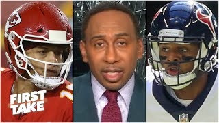 First Take reacts to Chiefs vs. Texans in Week 1