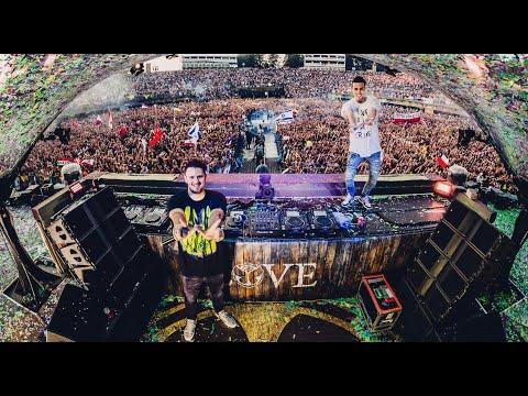 W&W at Tomorrowland 2019