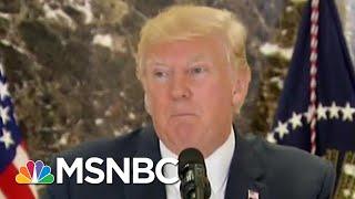 President Donald Trump Makes His Own Argument On Charlottesville Worse | Deadline | MSNBC