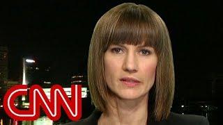 Trump accuser fires back: He should be afraid