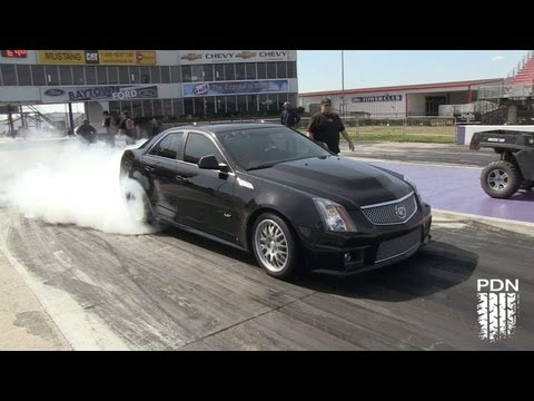 Fastest and Quickest CTS-V - 9.44@149mph
