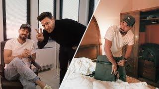Business Vlog mit Marc Eggers & Fake Hotel Roomtour!!! I Erdem24/7