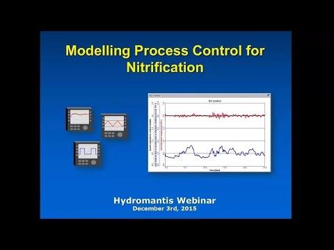 Webinar : Modelling Dynamic Ammonia Control in GPS-X
