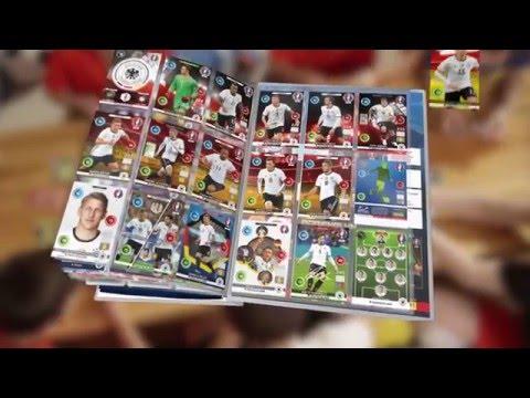 EURO 2016 Adrenalyn XL Voetbalkaarten - TV commercial NL