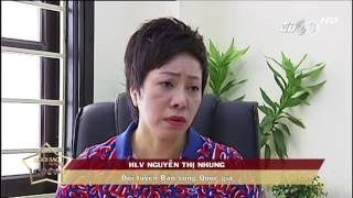 Ngôi sao ngày ấy - HLV Nguyễn Thị Nhung