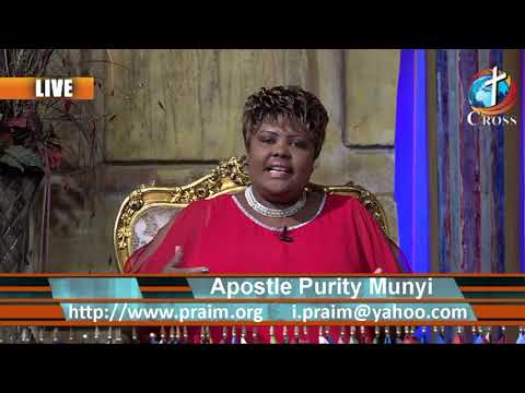 Apostle Purity Munyi Into The Chambers Of The King 01-22-2021