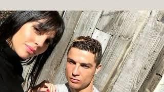 Cristiano ronaldo y Georgina rodríguez instagram fotos