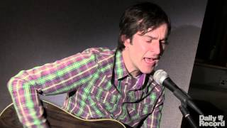 Mark Morriss - Marblehead Johnson - Daily Record acoustic sessions