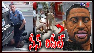 America George Floyd scene repeated in India..
