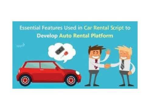Car Rental Software, Car Rental System, Php Autos Script
