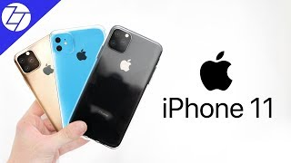 iPhone 11 (2019) - HANDS ON with Case Models!