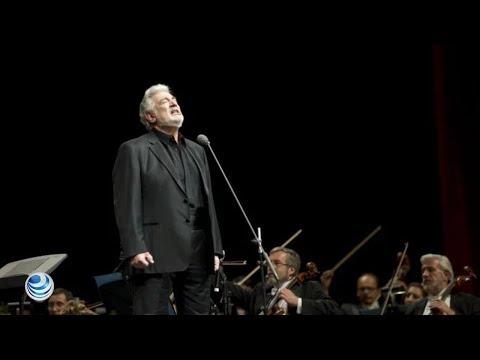 Plácido Domingo es señalado de acosar sexualmente a 9 mujeres
