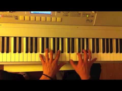 Tumbaos salsero piano el video más visto en Youtube