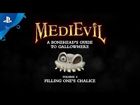 MediEvil | A Bonehead's Guide to Gallowmere, Volume 4