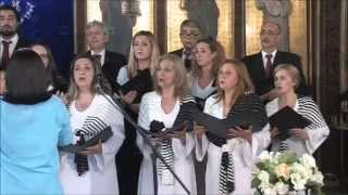 Mix Choir Sumatovac - Blagoslovi duše moja gospoda - Dobri Hristov