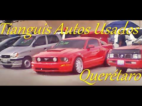Venta De Carros >> Queretaro Tianguis Autos Usados Ecocentro - YouTube
