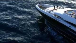 Yacht de luxe hallucinant