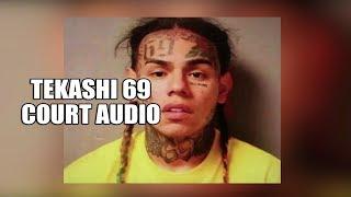 10 Minute Audio Released of Tekashi 6ix9ine Testifying in Court, Day 1