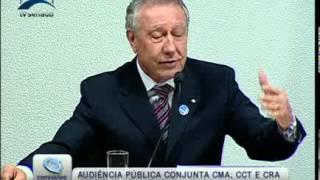 Ex- ministro da Agricultura, Francisco Turra incentiva a expansão da produção agrícola