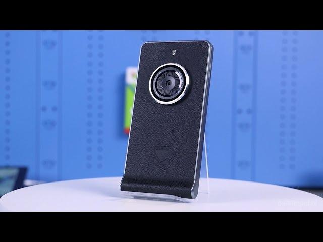 Belsimpel-productvideo voor de Kodak Ektra