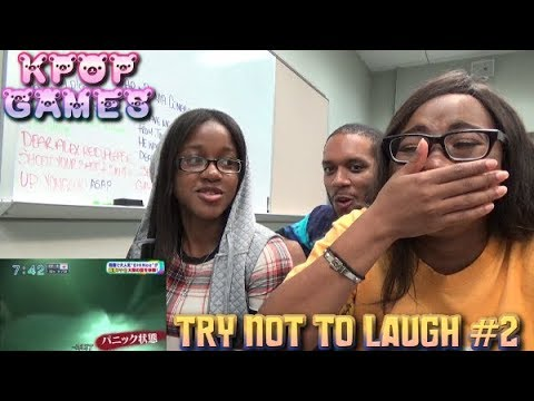 Kpop Games  Try Not To Laugh #2