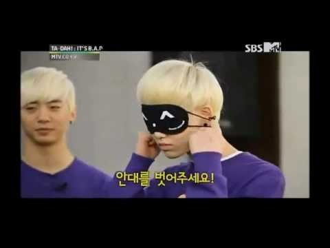 120304 B.A.P - Laughing Game [CUT]