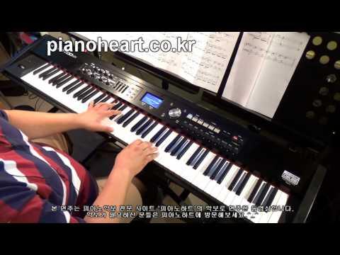 박보영(Park Bo Young) - 떠난다(Leave) 피아노 연주 , 오 나의 귀신님 ost