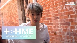 [T:TIME] Can go anywhere with YEONJUN! - TXT (투모로우바이투게더)