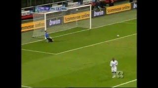I migliori gol del mese: Novembre 2008